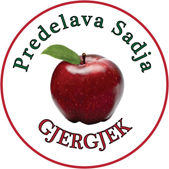 logotip predelava sadja gjergjek